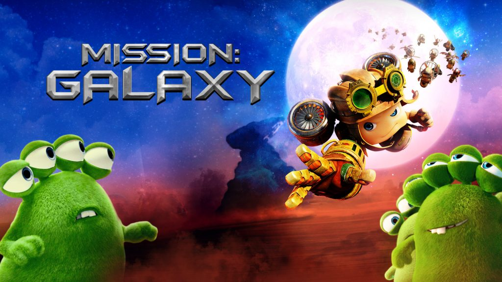 Mission: Galaxy Poster